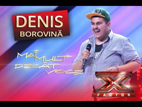 """Denis Borovină - Pharrell Williams - """"Happy"""" - X Factor"""