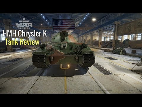 World of Tanks Console Chrysler K Tank Review