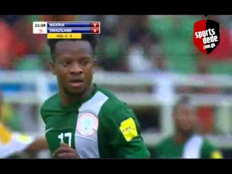 Nigeria 2-0 Swaziland goals and highlights (2018 World Cup qualifier)