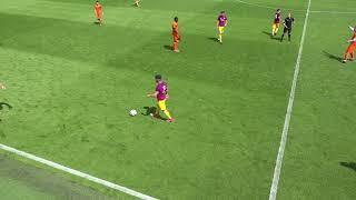 LFE former apprentices v V9 Academy full match highlights