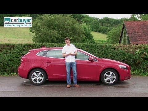 Volvo V40 Hatchback Review Carbuyer
