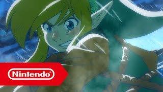 The Legend of Zelda: Link's Awakening - Trailer de revelação (Nintendo Switch)