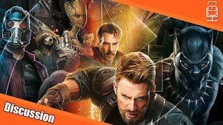 Avengers Infinity War Trailer 2 Expectations
