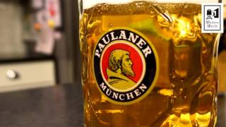 Unboxing Beer: 1L Paulaner Oktoberfest Wiesn Beer
