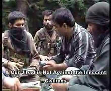 Kashmiri Mujahideen Are against Civillian Killings