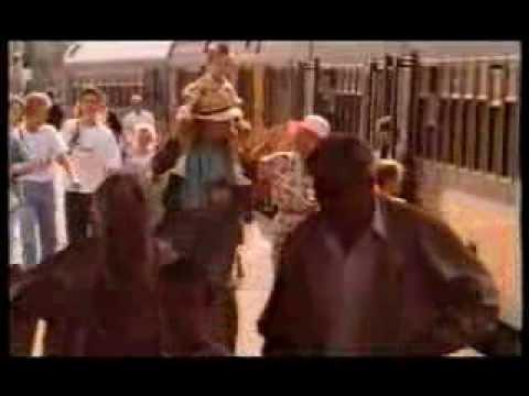 Cadans (1989) Jubileumfilm 150 jaar spoorwegen in Nederland. (deel1)