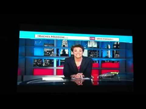 Rachel Maddow Declares Paul LePage
