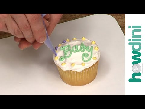 Cake decorating ideas and piping tips - How to decorate a cake