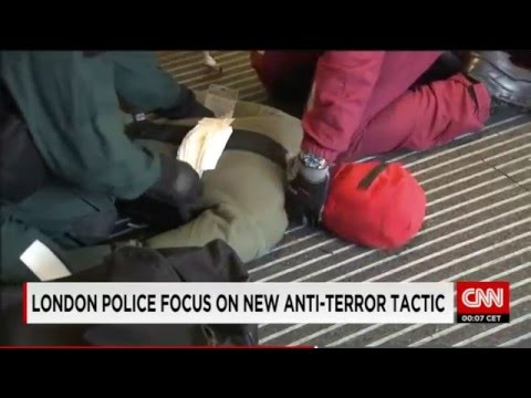 London Police Implement New Tactic Against Jihadi Terror - As Negotiation Space Collapses!