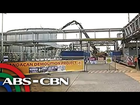Pandacan oil depot, gagawing commercial area
