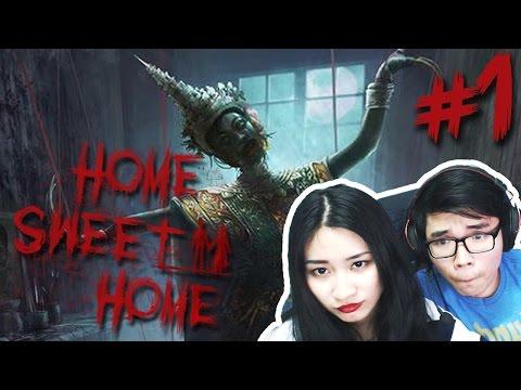 Dụ em Ngọc Như chơi game kinh dị! | Home Sweet Home | Ân Cơm Niêu