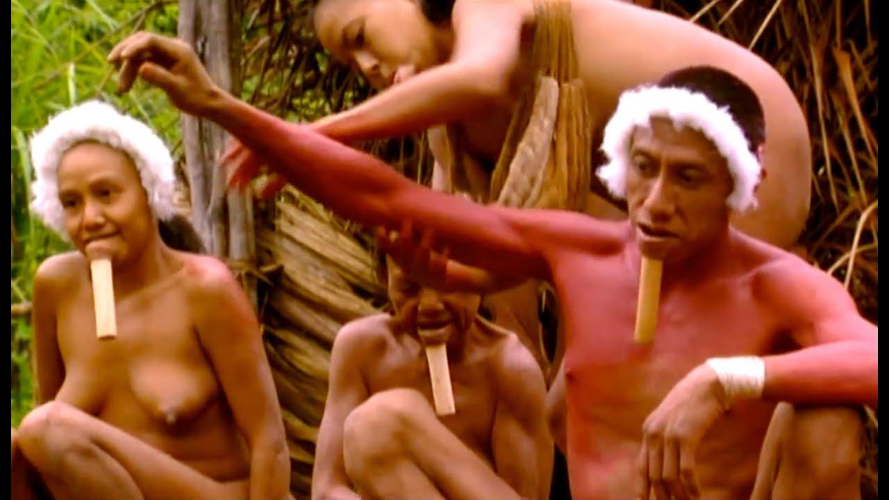 Секс племен джунглей 24 фотография