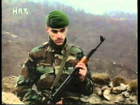 AK-47 KALAŠNJIKOV-CRO ARMY-TIGROVI.