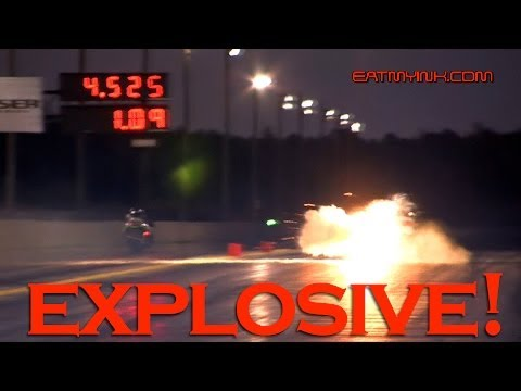 1 FULL HOUR of RACING ACTION 2013 Dragbike Nation Finals from SGMP