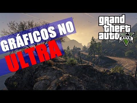 GTA V PC - GRÁFICOS NO ULTRA (MAX SETTINGS)