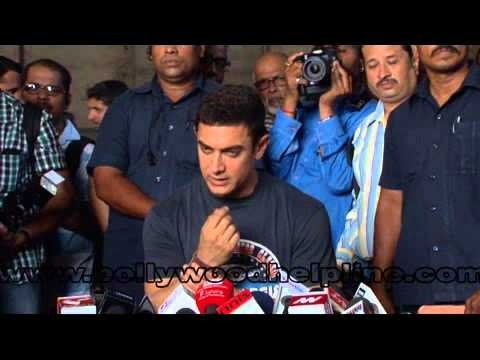 Aamir Khan On His 25 Years In Film Industry Part- 1