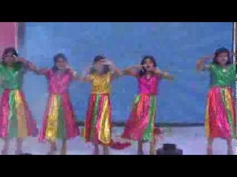OLD HINDI REMIX  & DPS KIDZ Rocking Bollywood dance