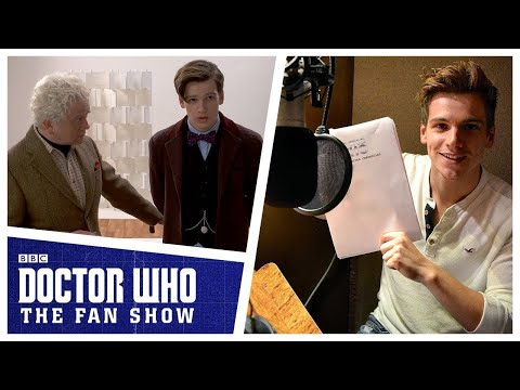 Doctor Who: The Fan Show – Behind The Scenes on The Tenth Doctor Chronicles