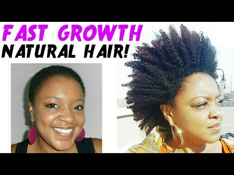 HOW I GREW MY SHORT NATURAL HAIR FAST! | LENGTH RETENTION + HAIR GROWTH TIPS | THE CURLY CLOSET