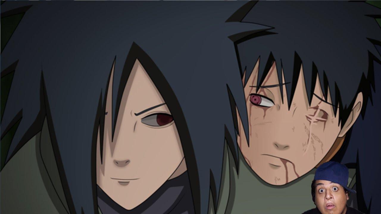 Naruto Shippuden Kakashi Unmasked Connection - Unmasked Pt3