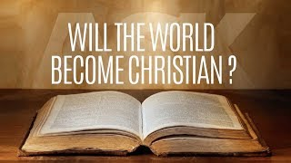 Video: In Matthew 28:19, will everyone in the World become Christians? - Michael Brown