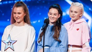 Can Code 3 crack the Judges with their dance routine? | Auditions Week 7 | Britain's Got Talent 2017
