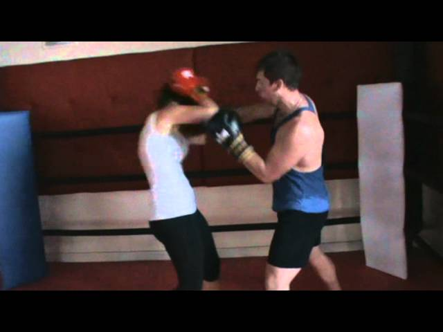 Energym Boxing Sparring