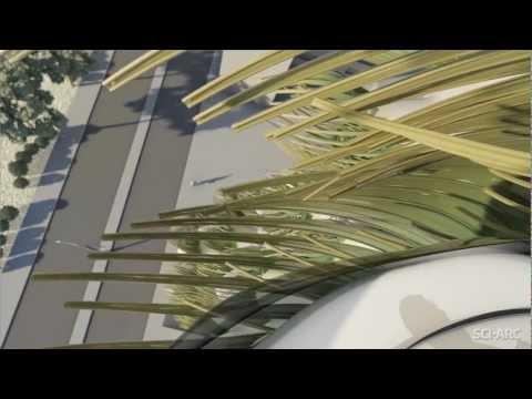 """SCI-Arc Presents """"Advances in Architectural Geometry"""" Film, Centre Pompidou, Paris"""