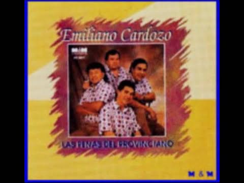 Emiliano Cardozo - Las penas del provinciano (1995) -disco entero-
