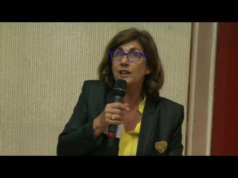 """Introduction de Marion Guillou au colloque """"Agrobiosciences et numérique"""" d'Agreenium"""