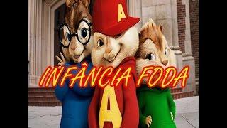 Alvin e os Esquilos - INFÂNCIA FODA ♫♪