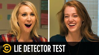 Lie Detector Test: Friends Edition - Not Safe with Nikki Glaser