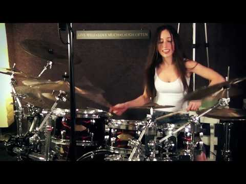 ALICE IN CHAINS - MAN IN THE BOX - DRUM COVER BY MEYTAL COHEN