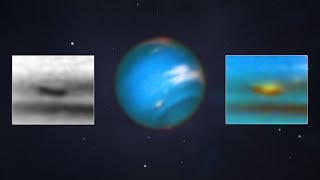 Neptune's Huge Storm Is Shrinking Away In New Images From Hubble