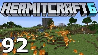 Minecraft Hermitcraft Season 6 Ep. 92- Hermitcraft at War!
