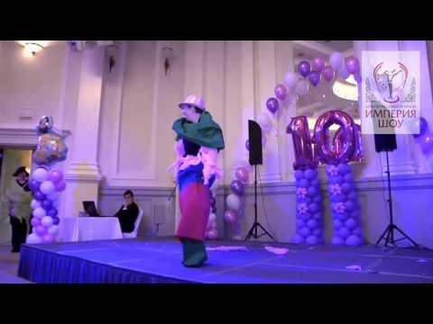 День Рождения в стиле Дворцового бала от компании «Империя Шоу», г. Москва +7 (495) 6-629-630