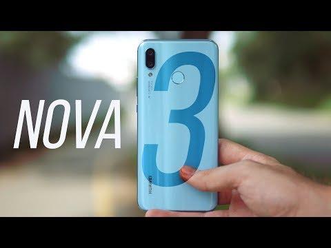 Обзор Huawei Nova 3. Honor 10, только в профиль [4k]