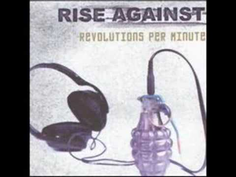 Rise Against - Amber Changing