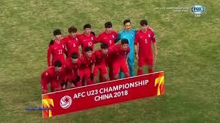 U23 Việt Nam - U23 Hàn Quốc: Hiệp 1