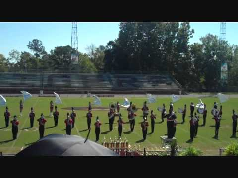 Central High School Marching Band 2010 show