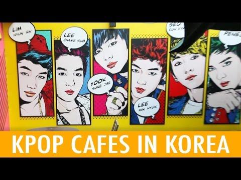 Kpop Cafes In Korea (kwow #170) video