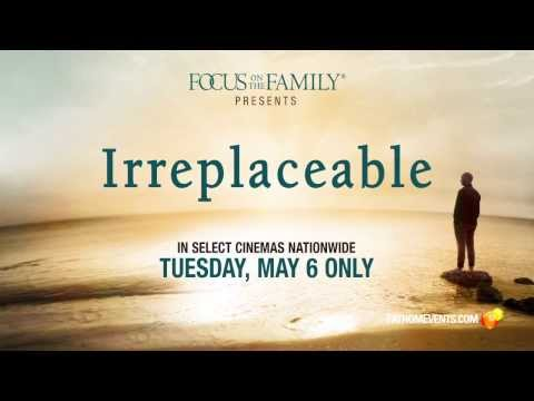Focus on the Family Presents: Irreplaceable: What Is Family? - Regal Movies