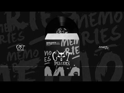 David Guetta feat Kid Cudi - Memories (Cat Dealers Remix)