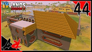 Ylands - S3Ep44 - The Thing That Goes On Top Of The Building