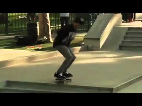 Nyjah Huston: Comfort Zone