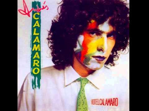 Andres Calamaro - No Me Empujes