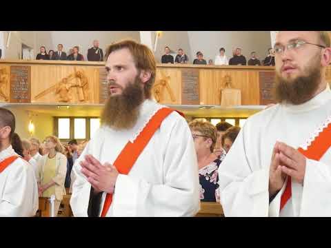 Bracia Kapucyni: Święcenia W Lublinie