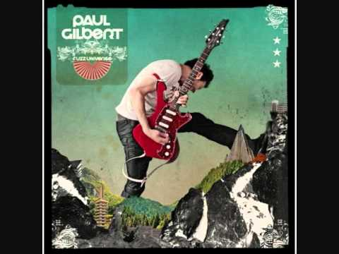 Paul Gilbert - Bach Partita In D Minor