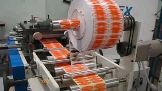 Label Diecut machine