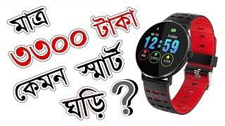 Best Cheap 🔥 Smart Watch MICROWEAR L6   Best Budget Smartwatch 15 Days Battery Life